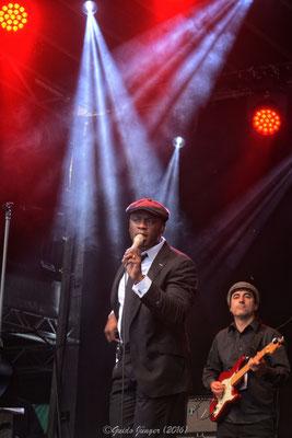 Ola Onabule - Dürener Jazztage 2016