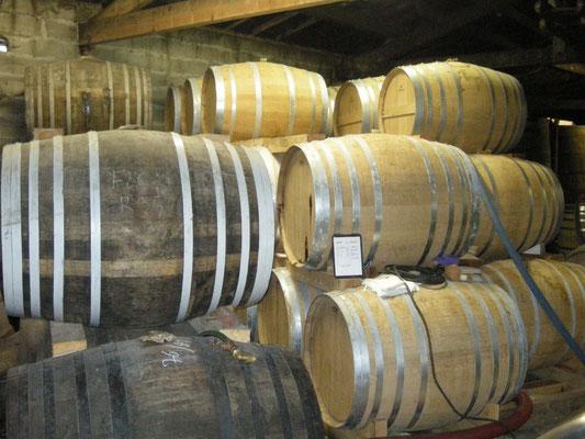 Goyon houten vaten