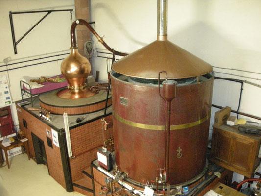 Goyon Destilleer installatie