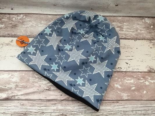 Beanie Mütze Set Sterne handgemacht Handarbeit handmade SaSch Selbstgefertigtes aus Schwaben