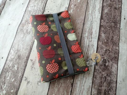 Windeltasche Wickeltasche togo Apfel Äpfel handgemacht Handarbeit handmade SaSch Selbstgefertigtes aus Schwaben
