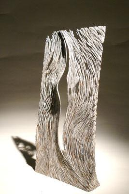 """""""Fleur"""" chêne - 75 cm - 2007"""