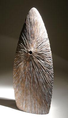 """""""Lumière intérieure"""" frêne - h 75 cm - 2008"""