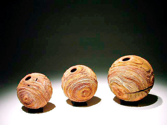 """""""In the desert"""" pin cembro - 12 à 20 cm - 2000"""