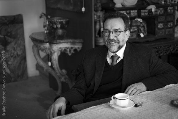 Stefan Günther, Kunsthändler und Auktionator, Inhaber Auktionshaus Günther