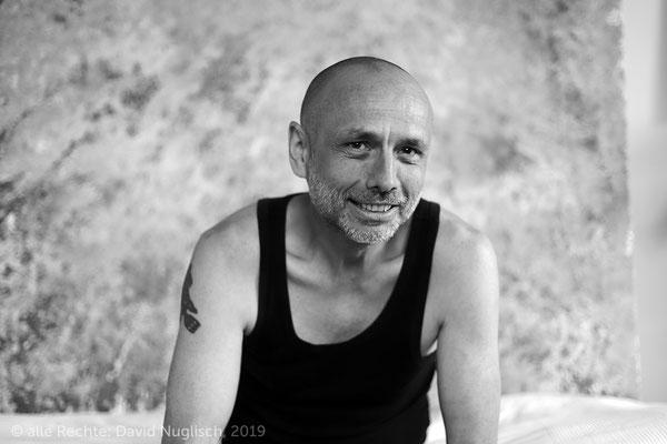 Uwe Behrens, Maler und Grafiker / Berlin