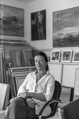 Steffi Deparade-Becker, Malerin und Grafikerin / Dresden