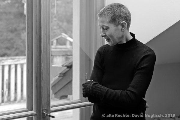 Ulrike Woschni, Architektin und bildende Künstlerin