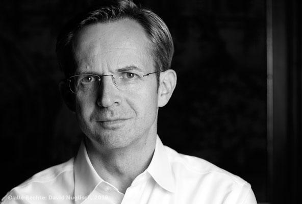 Prof. Carsten Werner, Chemiker, Direktor des Leibnitz-Instituts für Polymerforschung