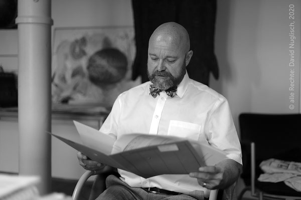 Prof. Thomas Kübler, Historiker, Direktor Stadtarchiv Dresden