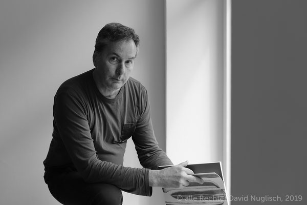 Mátyás Varga, Bildhauer und Galerist / Berlin