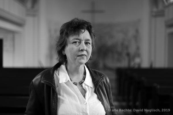 Katrin Wunderwald, Theologin, ehem. Pfarrerin der ev.-luth. Kirchgemeinde Bad Weißer Hirsch