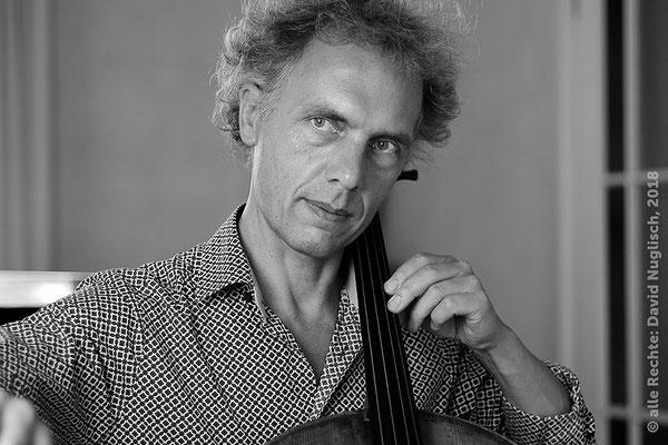 Ulf Prelle, 1. Solocellist der Dresdner Philharmonie und Pädagoge