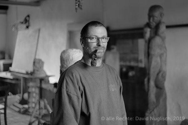Jens Cencarka-Lisec, Bildhauer / Maxen