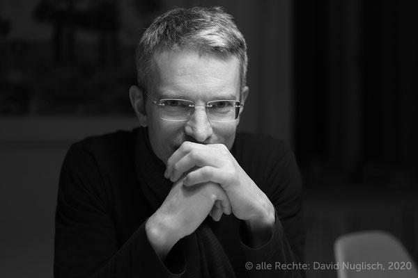 Christoph Glaser, Sinologe und Konzern-Manager / Dresden / Prag