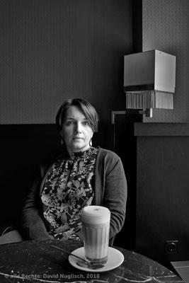 Kathrin Boden, Managerin DVB AG