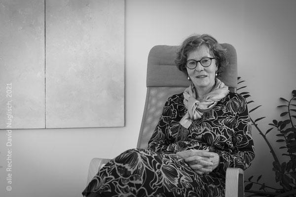 Dipl.-Med. Ute Günther, Fachärztin für psychosomatische Medizin und Psychotherapie, Praxis Wolfshügelstraße 20