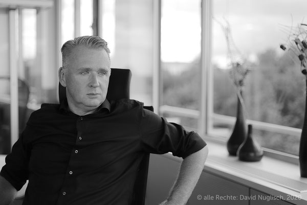 Thomas Herrmann, Unternehmer, CEO ENTIRETEC AG / Dresden