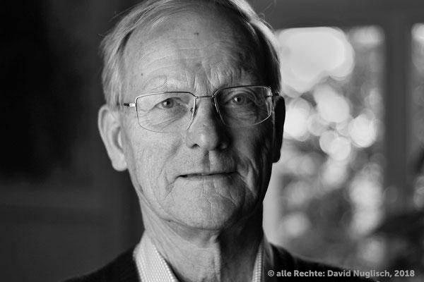 Dr. Christian Starke, Mäzen, Chemiker und ehem. Pharmaunternehmer / Dresden