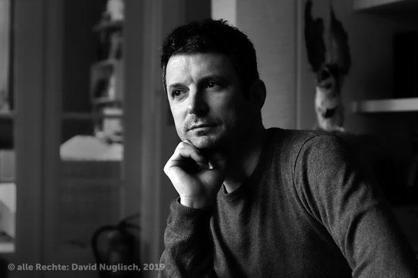 Moritz Glaser, Bereichsleiter Behinderteneinrichtung der Cultus gGmbH / Dresden