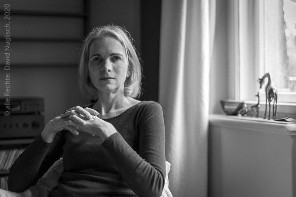 Christina Biwank, Solo-Bratschistin der Dresdner Philharmonie und Hochschullehrerin
