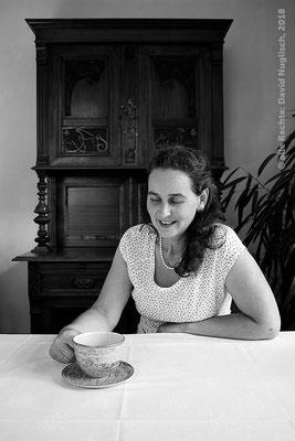 Elke Prelle, Eurythmielererin an der Dresdner Waldorfschule