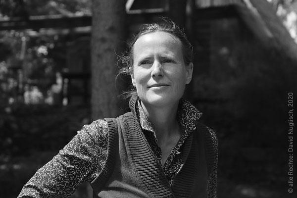 Andrea Hilger, Kulturmanagerin und Tänzerin, Leiterin OSTRALE / Dresden