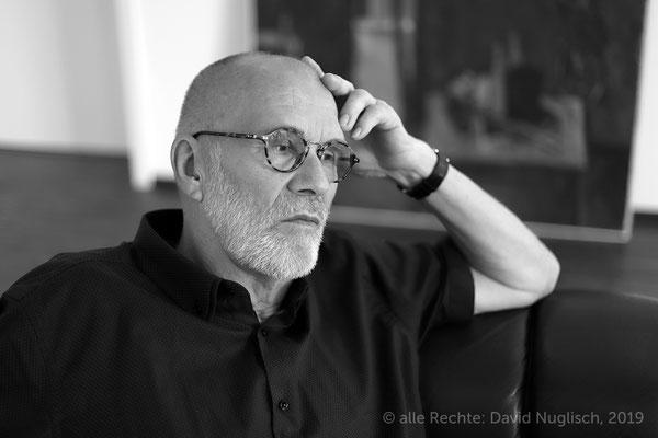 Eberhard Klinger, Galerist / Liegau-Augustusbad