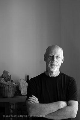 Prof. Uwe Gellert, Industrie-Designer und Hochschullehrer