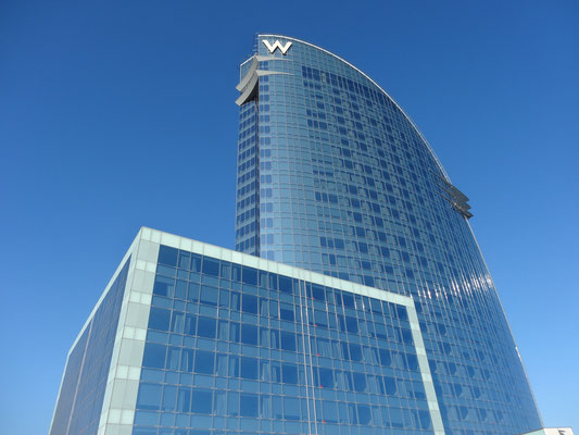 Fairlead - mortgage representation - (Barcelona seafront)