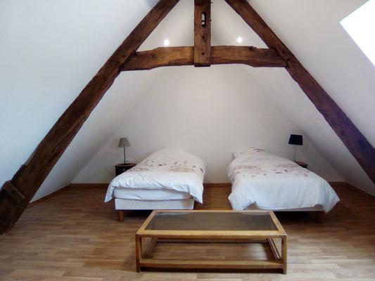 Une première chambre sous comble