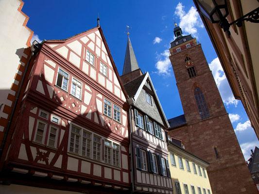 Neustadt an der Weinstraße, Historische Altstadt