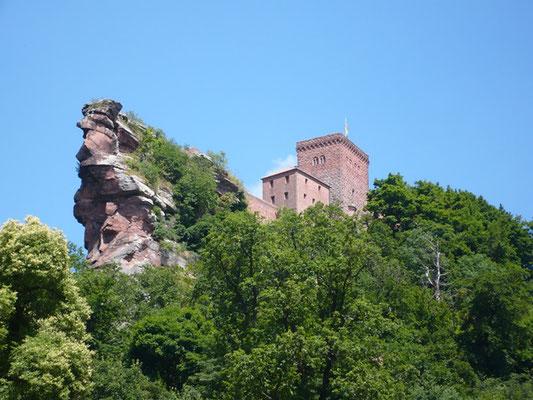 Burg Annweiler am Trifels