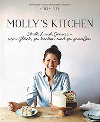 Seele baumelt, Buchtipp, Mollys Kitchen, Stadt Land genuss vom Glück zu kochen und zu genießen