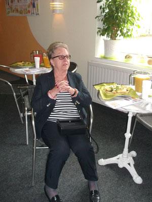 Die Seniorenbeauftragte Frau Ilse Fogoelle aus EBS