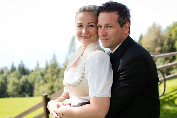 Braut Petra