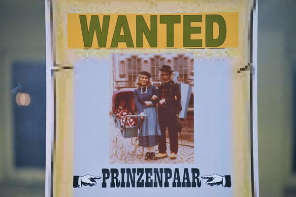 Prinzenpaar gefunden?