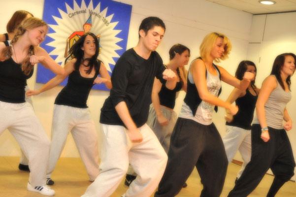 Fetzige Tänze