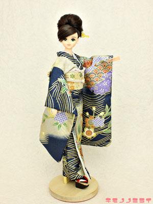 J-doll kimono,kimono doll,U-noa kimono