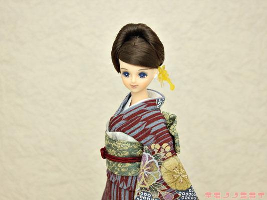 Pullip kimono,kimono doll,Jenny kimono