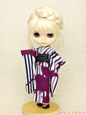 Blythe kimono,kimono doll,Licca kimono