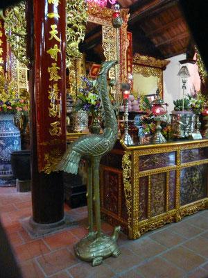 Vietnam - Hanoi, 2011 - Literaturtempel
