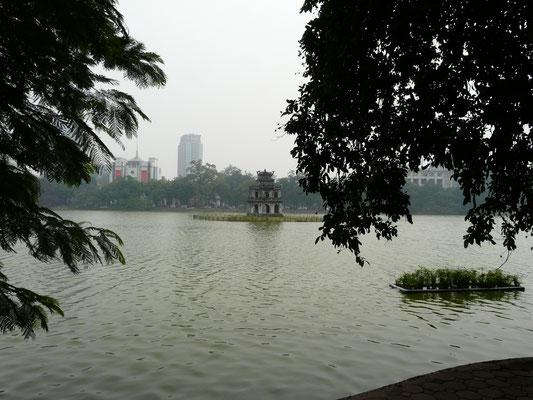 Vietnam - Hanoi 2011 - Schildkröteninsel