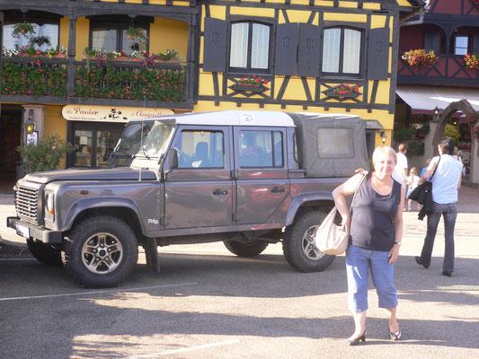 Juli 2007 Hotel Arnold