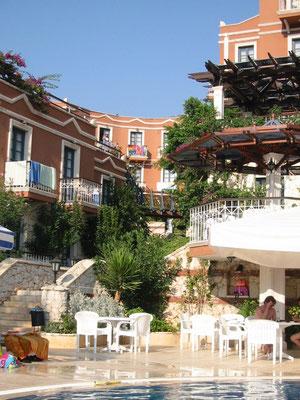 Kalkan - Hotel Xanthos