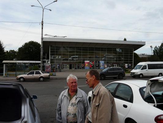 Airport Donezk
