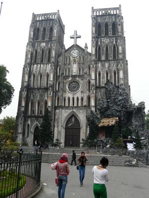 Vietnam - Hanoi 2011, St. -Joseph-Kathedrale