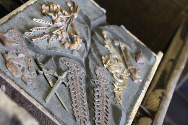Fonderie d'Art Ilhat, sculpture, bronze, patine,