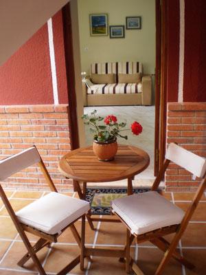 Rincón de Porche