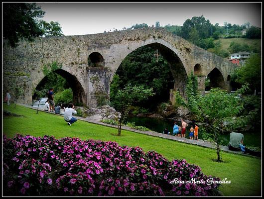 Puente Romano, Cangas de Onís.